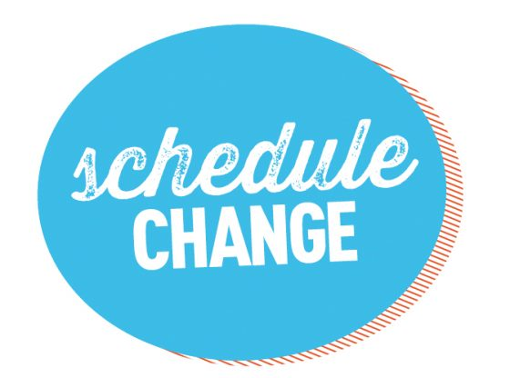 Petition for schedule change