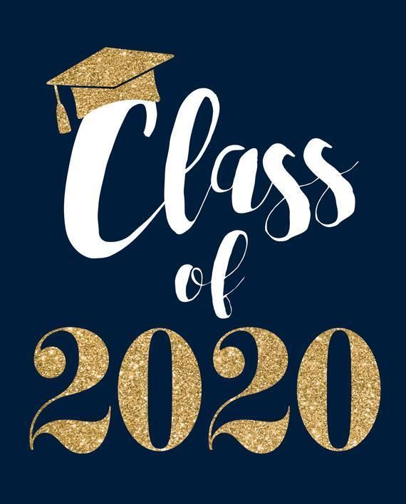 Class of 2020 Timeline