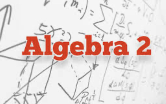 Algebra 2 Intervention Tutoring