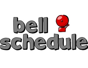 Hybrid Bell Schedule Beginning Monday, November 2, 2020