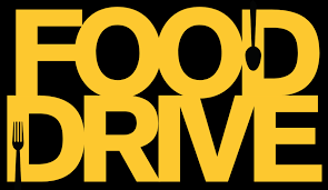 Food Drive Kick Off