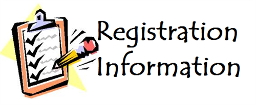 Incoming Registration Information