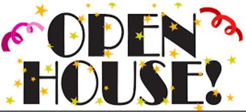 SAVE THE DATE! 2021 OPEN HOUSE