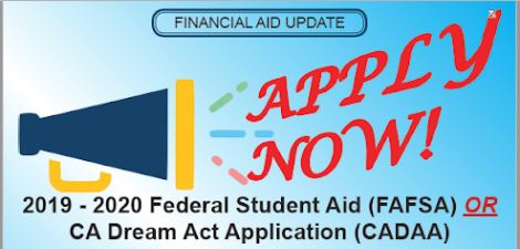 Financial Aid: FAFSA and Dream Act