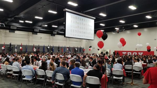 Mentor Breakfast 2018