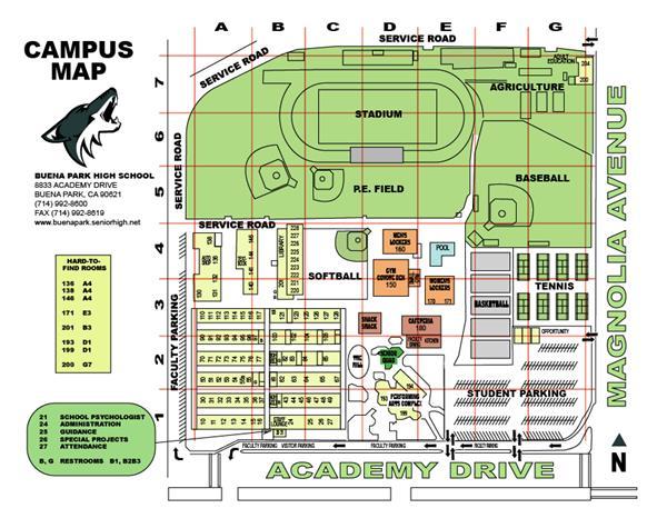 School Campus Map.Campus Map Campus Map
