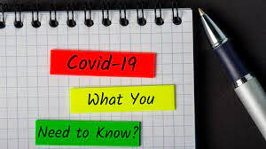 COVID-19 Training Videos for students, parents, and staff members