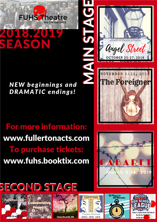 NEW beginnings and DRAMATIC endings!