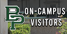 On-Campus Visitors Please Fill Out this Survey